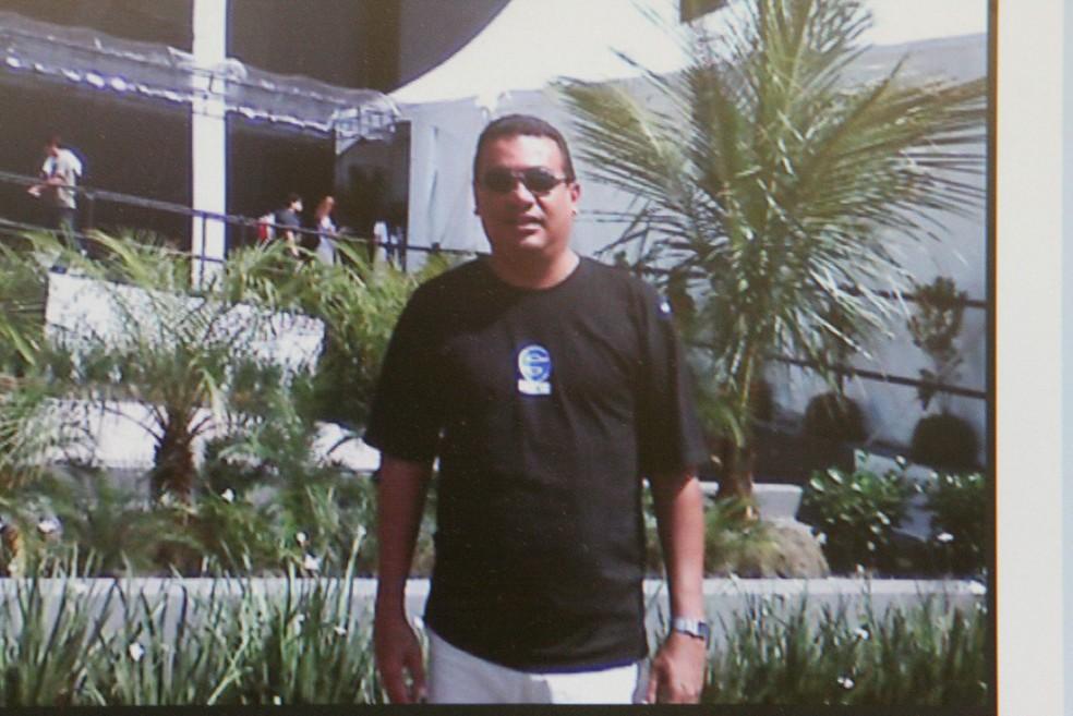 Advogado Antônio Jorge Barros de Lima foi encontrado morto no dia 31 maio de 2010. — Foto: Reprodução