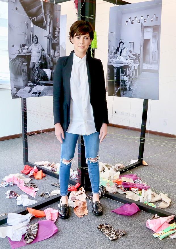 Fernanda Paes Leme (Foto: Brazil News)