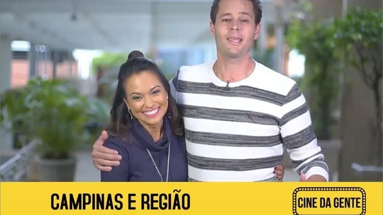 EPTV lança projeto 'Cine da Gente'