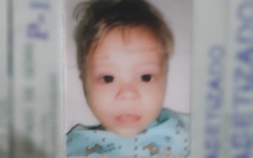 Diogo Soares Carlo Carmo, de 5 anos, morre no Hospital Materno Infantil, em Goiânia — Foto: TV Anhanguera/ Reprodução