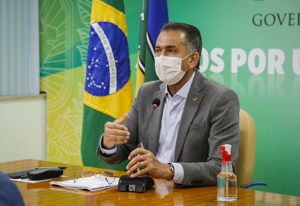 Waldez Góes, governador do Amapá — Foto: GEA/Divulgação