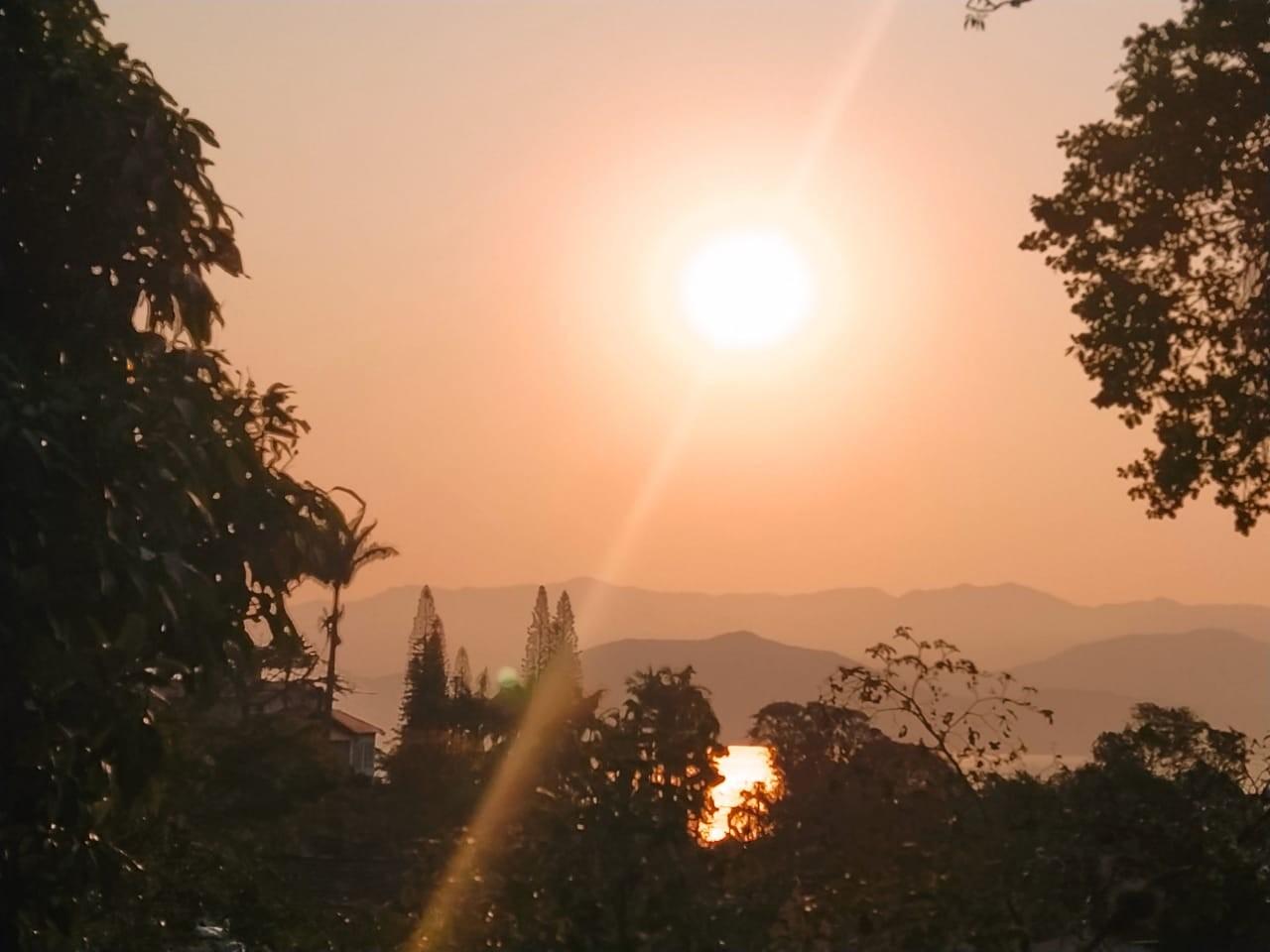 Santa Catarina terá sexta-feira e fim de semana de calor