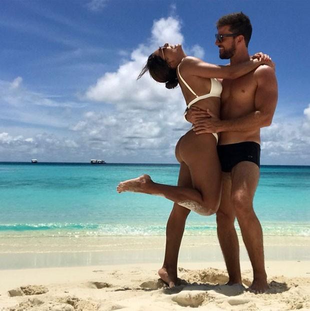 Juliana Paes e marido (Foto: Reprodução)