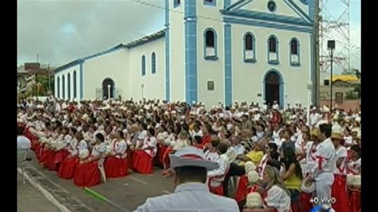 Devotos de São Benedito celebram a Marujada em Bragança