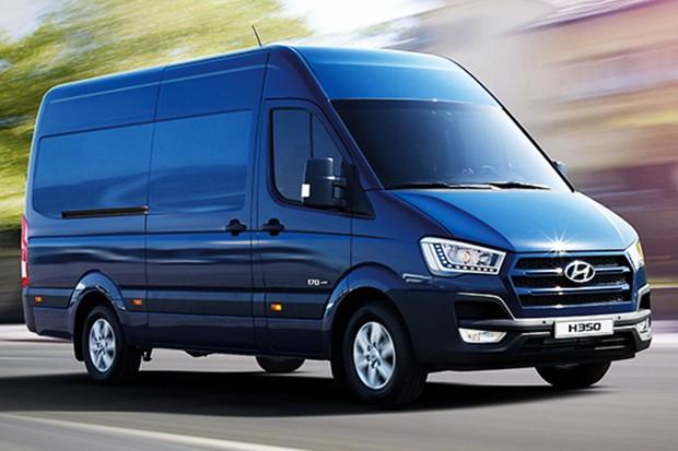 Van é comercializada em alguns países europeus, como Portugal (Foto: Divulgação)