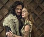 Marina Ruy Barbosa e Romulo Estrela em cena de 'Deus salve o rei' | Rede Globo / Estevam Avellar