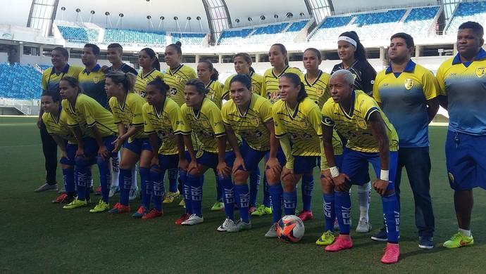 União-RN futebol feminino (Foto: Divulgação)