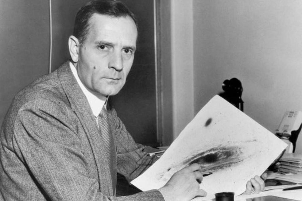 'Desde que Edwin Hubble fez suas observações por volta de 1930, sabemos que nosso universo está se expandindo', diz Sánchez — Foto: Science Photo Library