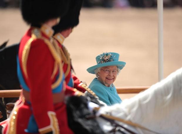 A rainha (Foto: Getty Images)