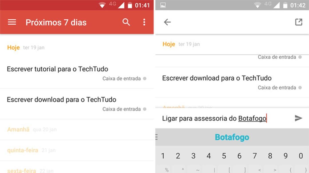 Todoist | Download | TechTudo