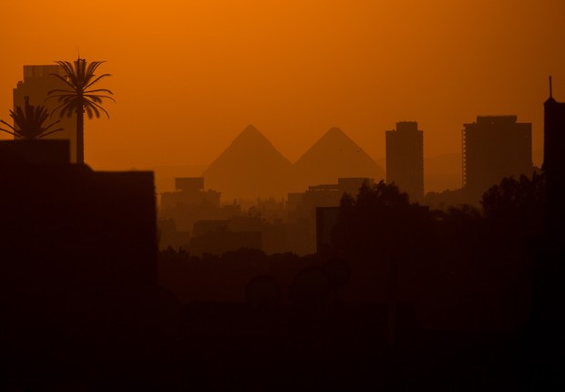 A cidade de Cairo, no Egito, tem o custo de vida mais barato do mundo (Foto: Chris McGrath / Getty Images)