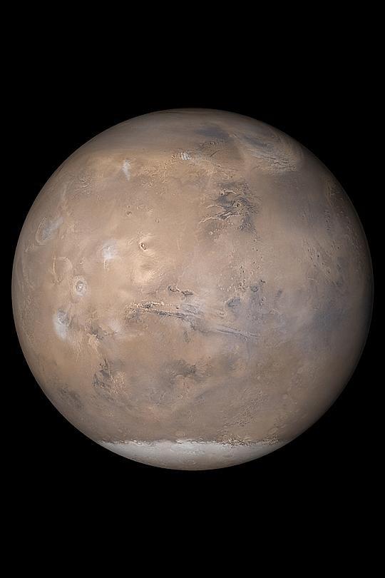 Marte  (Foto: NASA/JPL/Malin Space Science Systems)