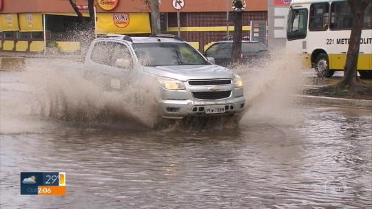 Em três horas, chove esperado para 10 dias no Grande Recife, diz Apac