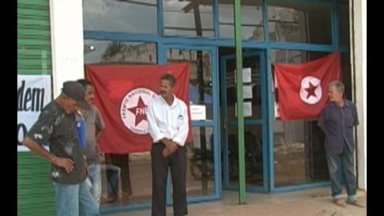 Grupo de agricultores ocupa sede do Incra de Altamira
