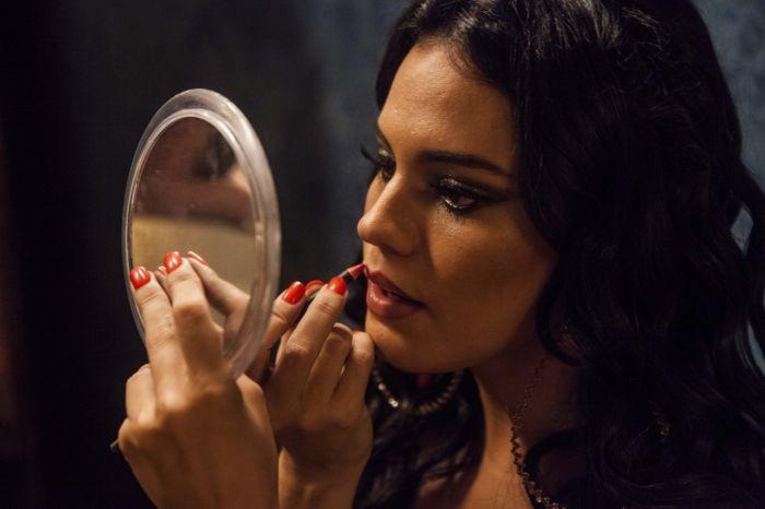 Letícia Lima, a atriz