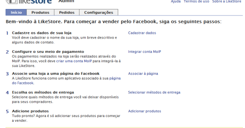 df72e8f5b Aprenda como montar um e-Commerce dentro do Facebook