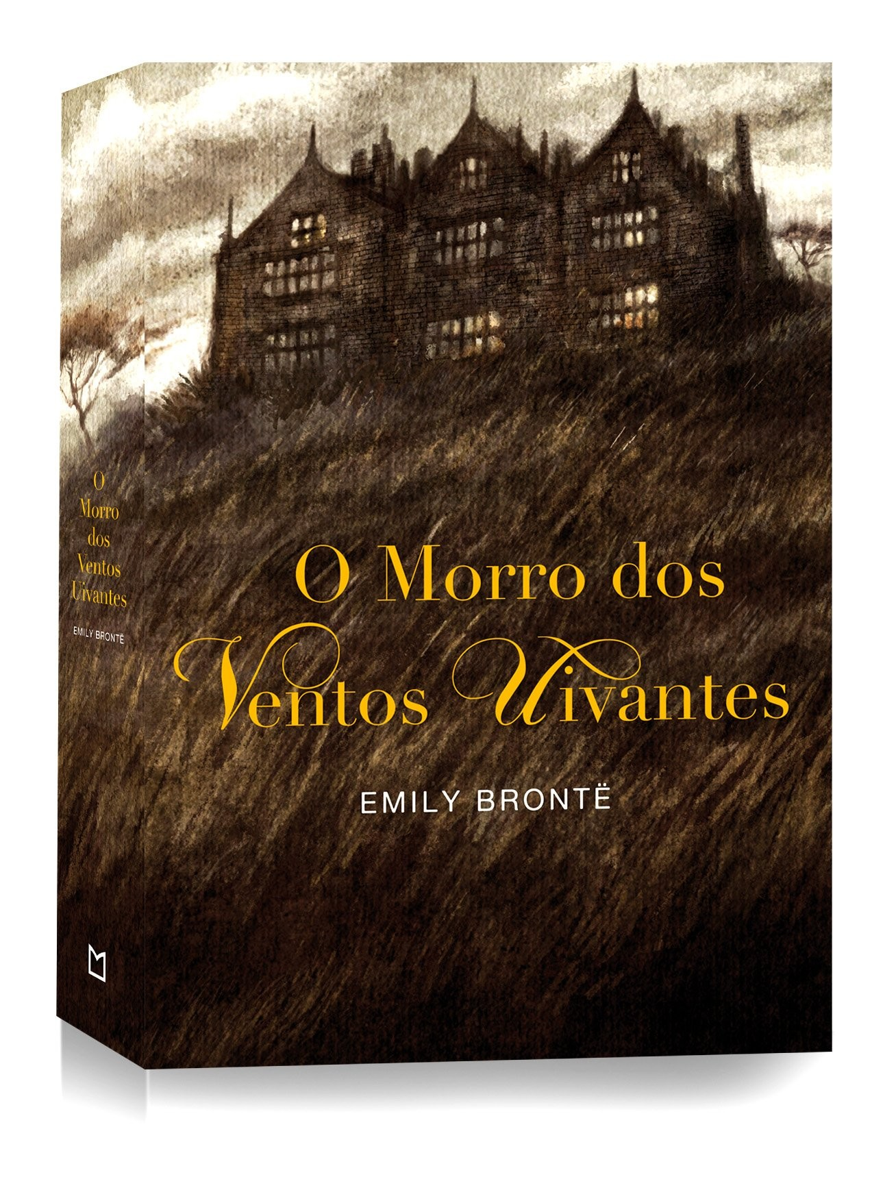 O Morro dos Ventos Uivantes: edição traz clássico da literatura mundial (Foto: Divulgação)