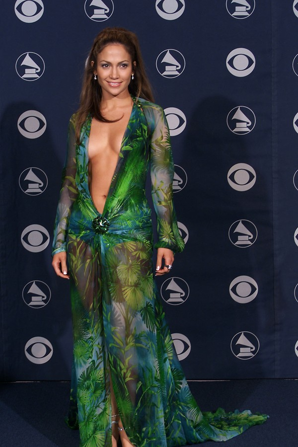 Jennifer Lopez em 2000 (Foto: Getty Images)