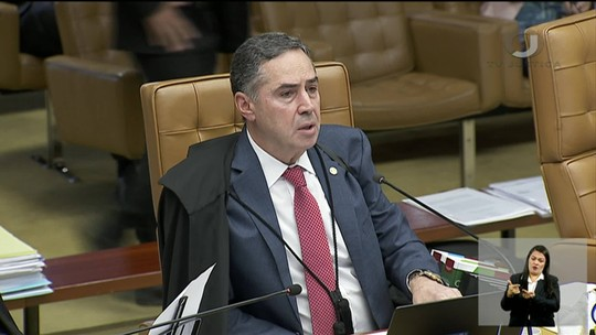 Barroso diz que assembleia legislativa não tem poder de sustar processo ou prisão