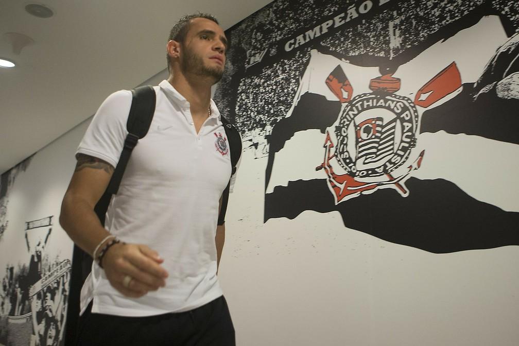 Renato Augusto voltará ao Corinthians — Foto: Danie Augusto Jr./Agência Corinthians