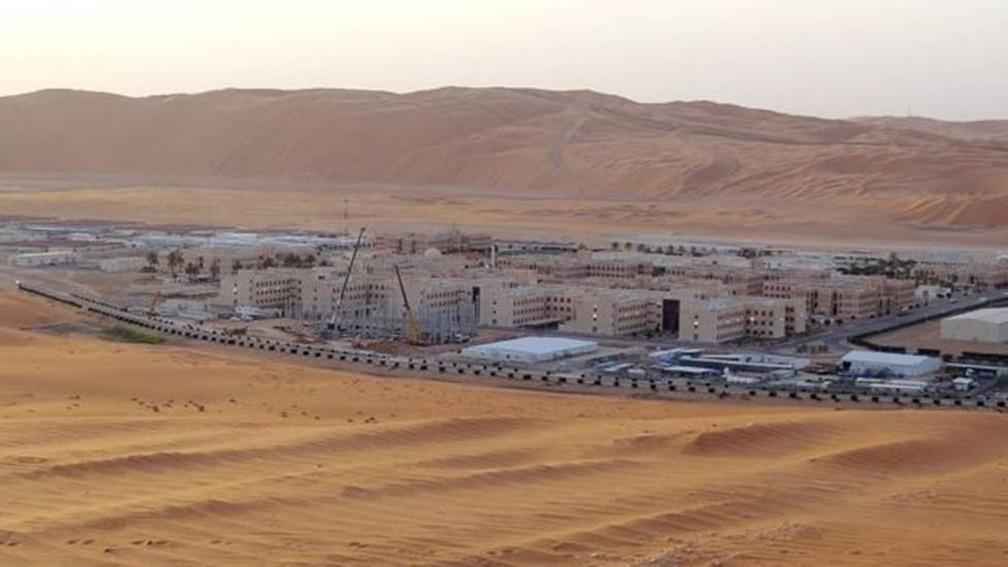 A Arábia Saudita é o maior exportador de petróleo do mundo — Foto: AFP