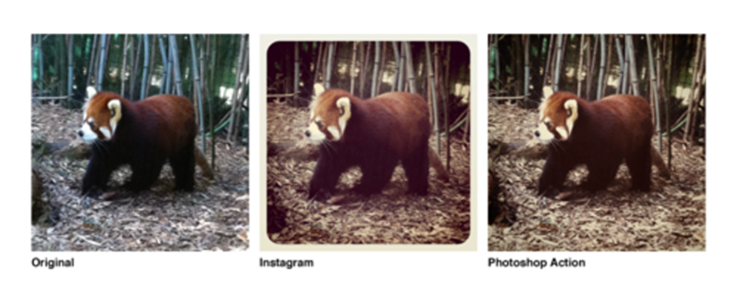 Instagram actions para photoshop download techtudo 1 ccuart Image collections