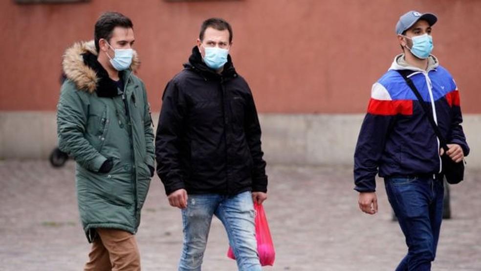 Acredite: o momento 'dobradiça' já havia sido anunciado antes da pandemia do coronavírus — Foto: Getty Images via BBC