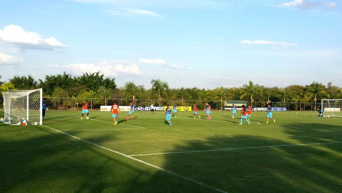 Sem descanso, Cruzeiro já pensa no seu próximo desafio: o Palmeiras