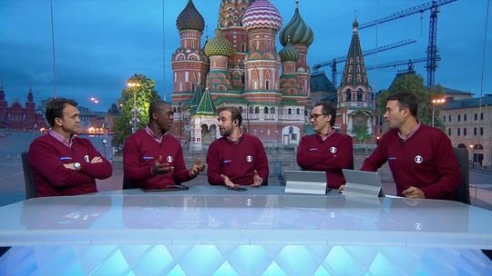 """Seedorf elogia Copa do Mundo com 48 países: """"Dividir um pouquinho a emoção"""""""