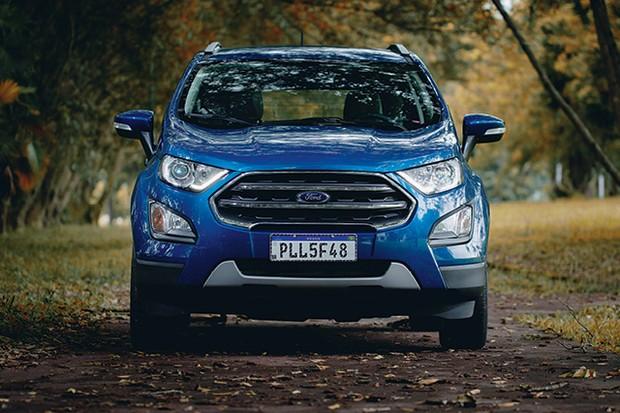 Ford Ecosport Titanium (Foto: Fabio Aro)