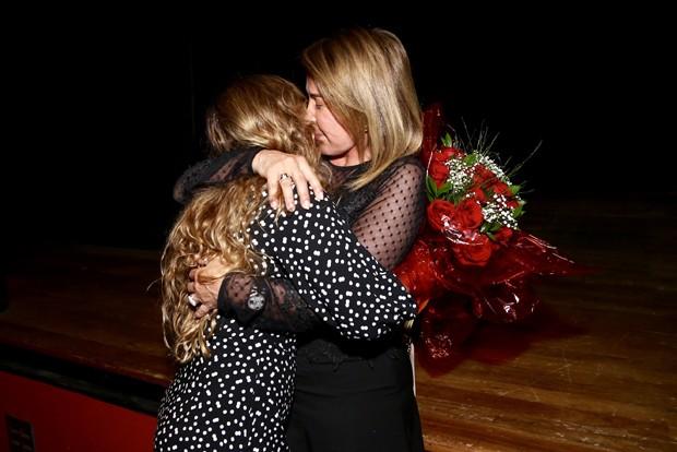Camilla Camargo e a mãe, Zilu (Foto: Manuela Scarpa / Brazil News)
