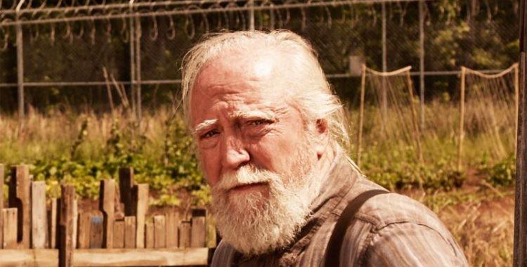 Scott Wilson em The Walking Dead (Foto: Divulgação)