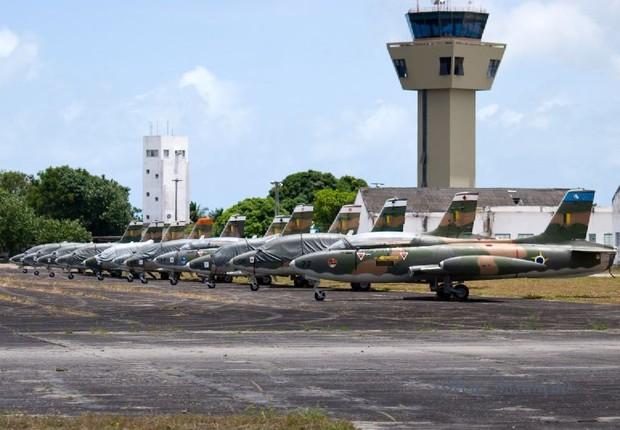 Base aérea de Natal da Força Aérea Brasileira (Foto: Wikimedia Commons)