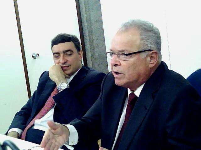 Emílio Odebrecht na delação
