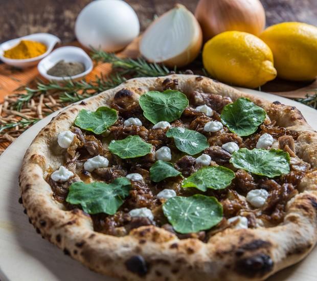 Pizza da região centro oeste (Foto: Alan Simaro/Divulgação)
