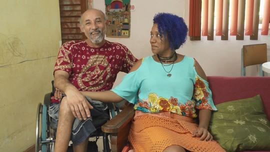 Casais mostram como superam adversidades pelo poder do amor