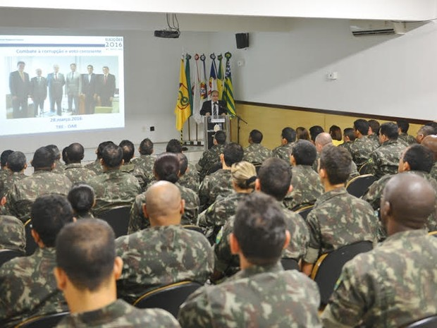 TSE precisa aprovar o envio de tropas federais ao Maranhão (Foto: Ascom/TREMA)