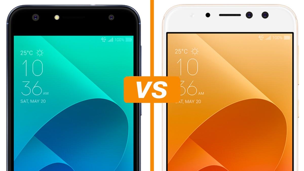 300cead730 Zenfone 4  semelhanças e diferenças entre Selfie e Selfie Pro ...