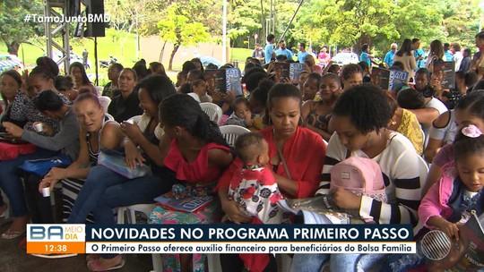 Prefeitura de Salvador anuncia mudanças no programa 'Primeiro Passo'