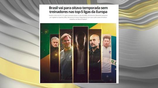 Analistas comentam falta de técnicos brasileiros na Europa