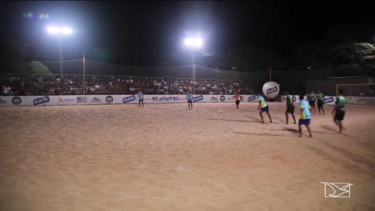 Confira os jogos da 2ª etapa de Beach Soccer