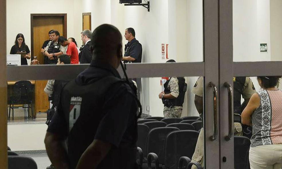-  Homem foi condenado nesta quarta  16  por estuprar e matar menina de 4 anos em Leopoldina em 2015  Foto: Júlio César Cabral/O Vigilante Online