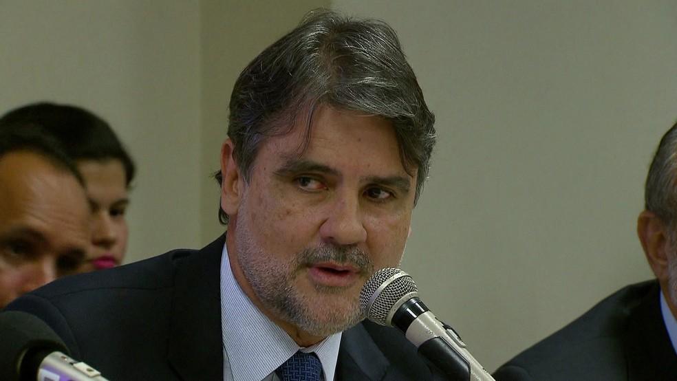 Deputado federal Raul Henry (MDB-PE) — Foto: Reprodução/TV Globo