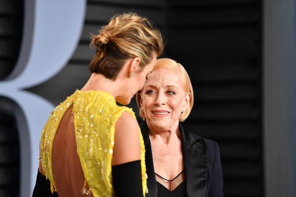 As atrizes Sarah Paulson e Holland Taylor (Foto: Getty Images)