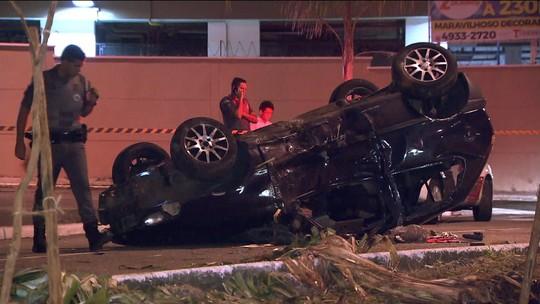 Motorista que atropelou 3 e matou 2 pessoas na Zona Leste vai responder ao processo em liberdade