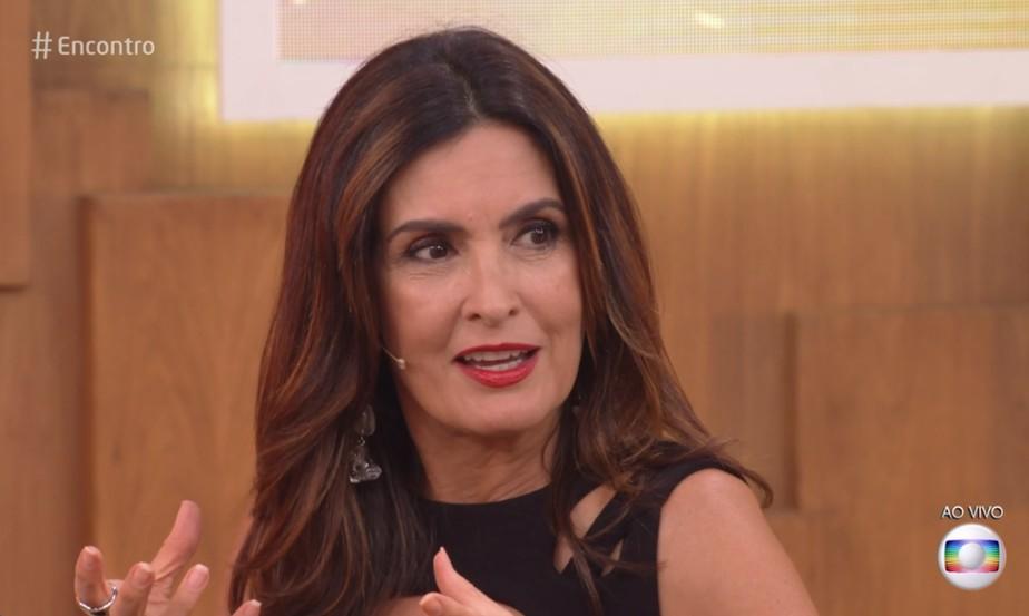 Fátima Bernardes comenta namoro com homem mais jovem: 'Surpresa com o que estava sentindo'