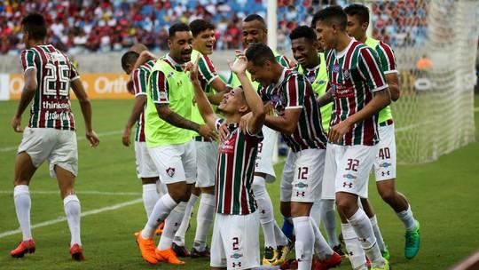 Foto: (Lucas Merçon / Fluminense)