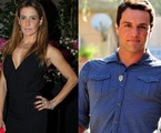 Deborah Secco e Rodrigo Lombardi | TV Globo