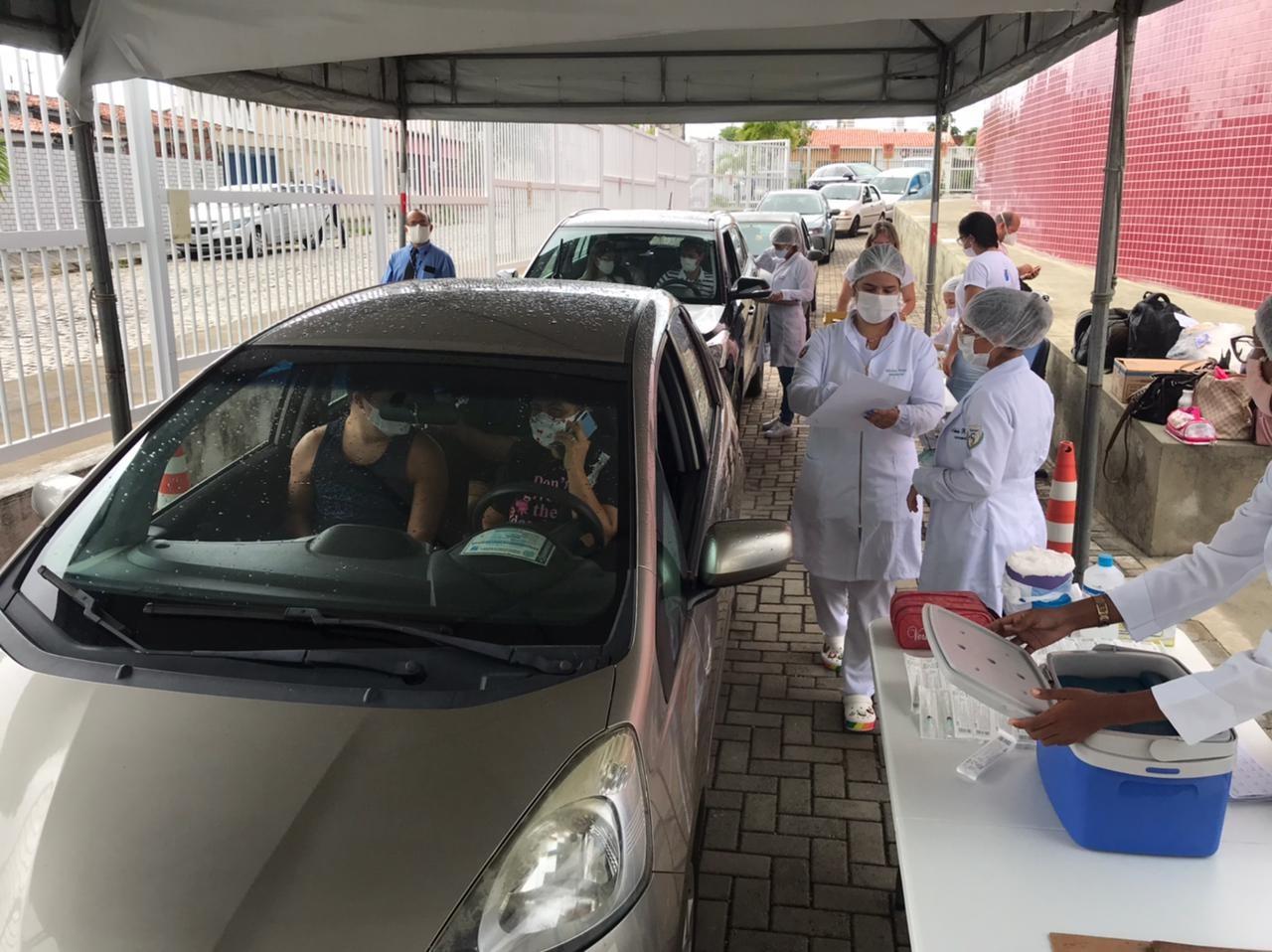 Natal disponibiliza 2.100 doses de vacina contra Covid nesta quarta-feira (23)