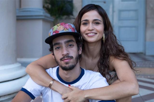 Nanda Costa e Matheus Costa serão mãe e filho em 'Derrapada', de Pedro Amorim. A coprodução da 3 Tabela Filmes com a Globo Filmes está sendo rodada em Minas (Foto: Helena Barreto)